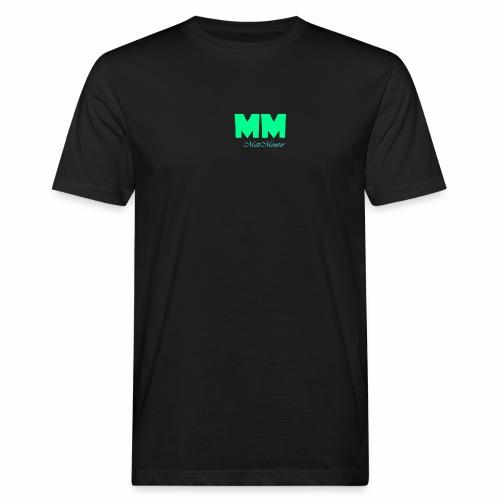 MattMonster Signature logo - Men's Organic T-Shirt