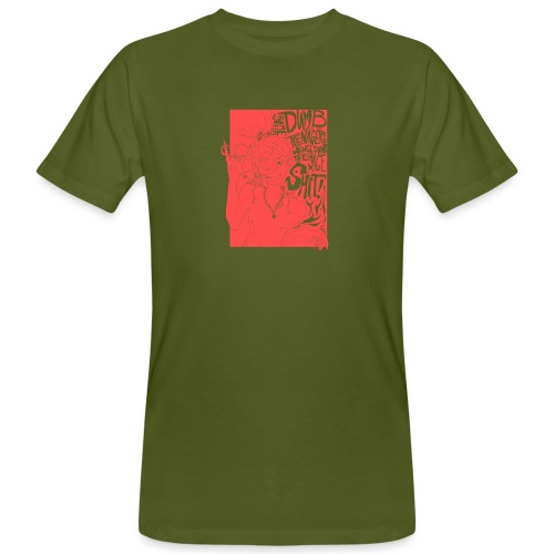 teenagers_2 - Männer Bio-T-Shirt