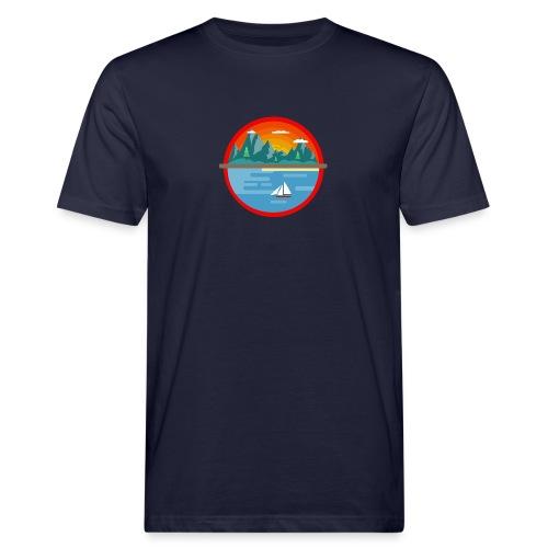 Landscape - T-shirt bio Homme