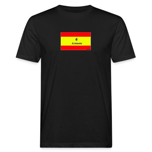 A.INIESTA - Camiseta ecológica hombre