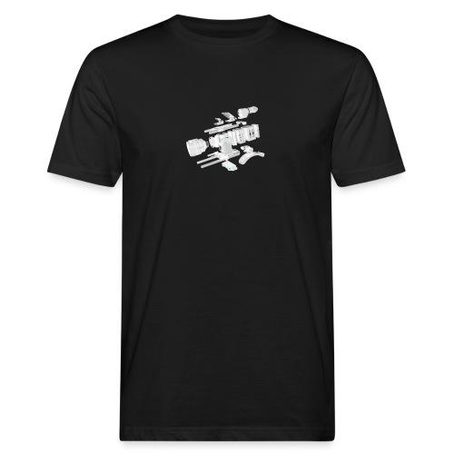 VivoDigitale t-shirt - RED - T-shirt ecologica da uomo
