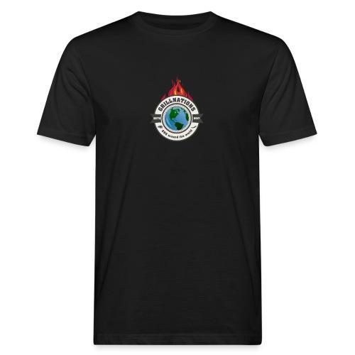 grillnations - Männer Bio-T-Shirt