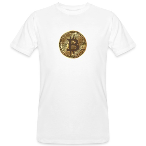 BTC - T-shirt bio Homme