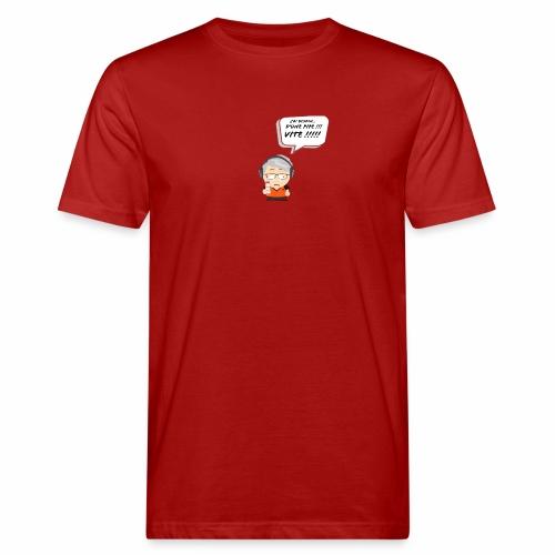 Le Vieux Bourré - T-shirt bio Homme