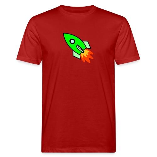 neon green - Men's Organic T-Shirt