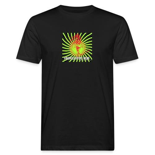 DSW logo - Ekologisk T-shirt herr