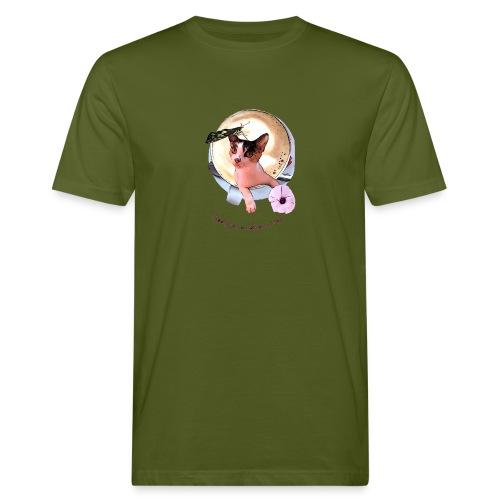 Ready for a cappuchino? - Men's Organic T-Shirt