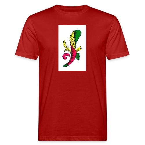 Asso bastoni - T-shirt ecologica da uomo