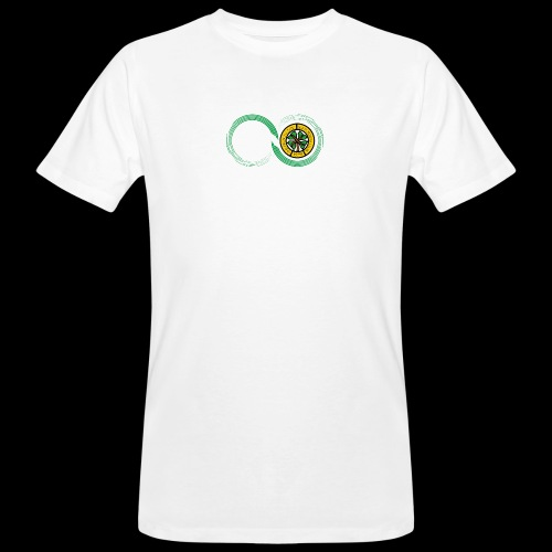 Harp and French CSC logo - T-shirt bio Homme