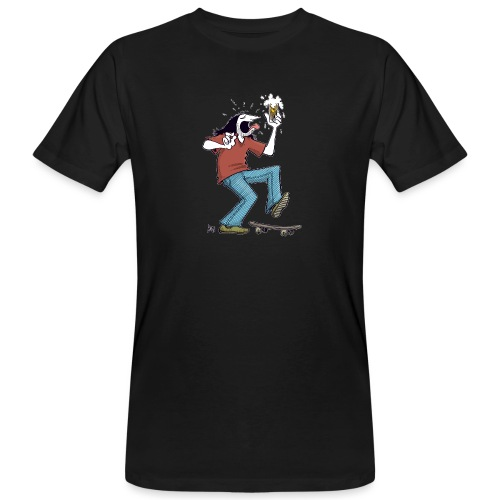 Cheers! - Økologisk T-skjorte for menn
