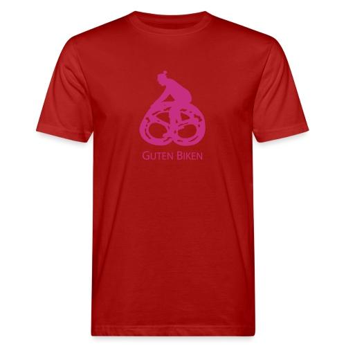 GutenBiken eps - Männer Bio-T-Shirt