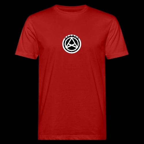 Nether Crew Black\White T-shirt - T-shirt ecologica da uomo
