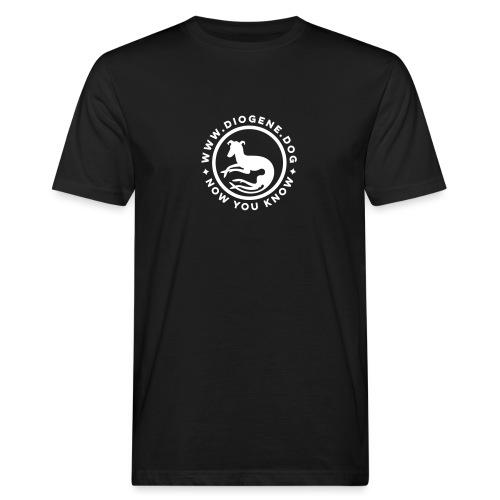 DIOGENE LOGO - T-shirt bio Homme