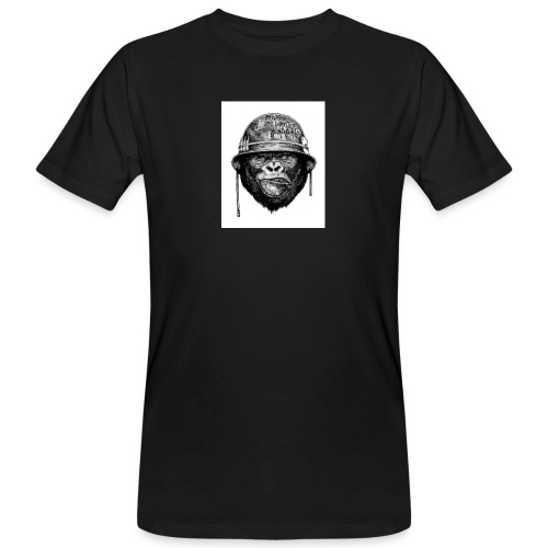 monkey man - Men's Organic T-Shirt