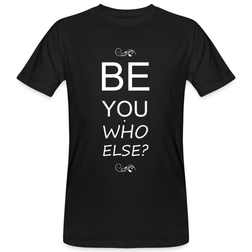 Sada Vidoo Fanklub for til sort mørk t shirt - Organic mænd