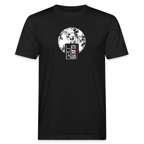 LAK pattern logo - Ekologisk T-shirt herr