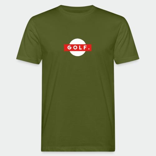 GOLF. - T-shirt bio Homme