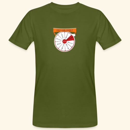 wheel of fortune? - T-shirt ecologica da uomo
