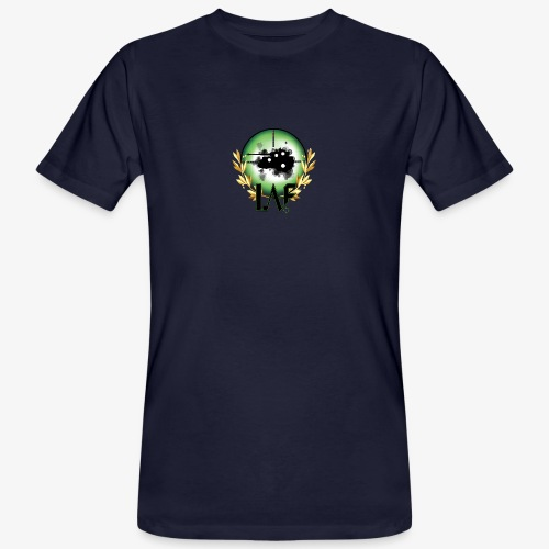 Load Aim Fire Merchandise - Mannen Bio-T-shirt
