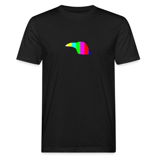 CROW - GLITCH [AUG ED 2017] - Men's Organic T-Shirt