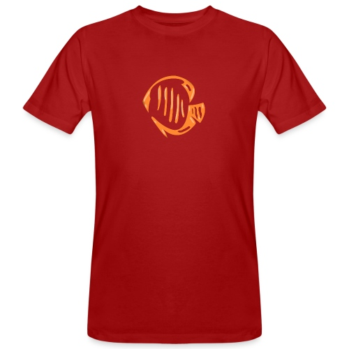Aquarium Adventures Logo - Men's Organic T-Shirt