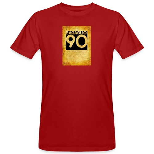 Anni 90 - T-shirt ecologica da uomo