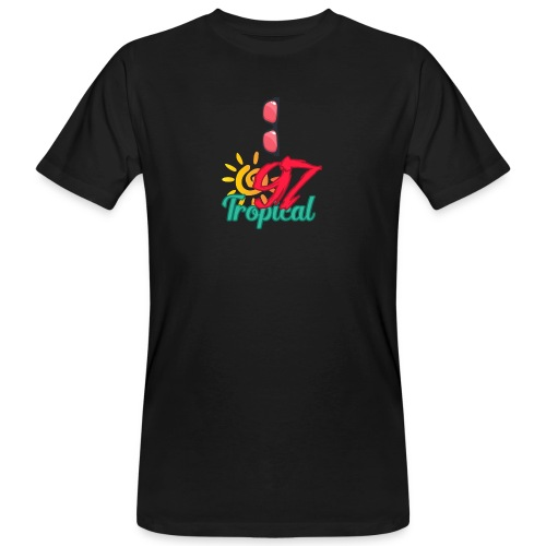 A01 4 - T-shirt bio Homme