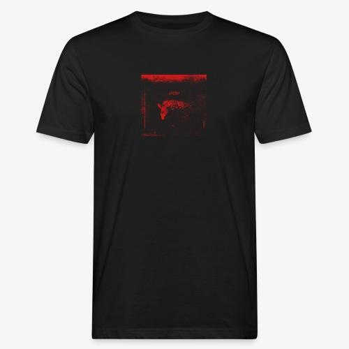 Hyena Red - Ekologisk T-shirt herr