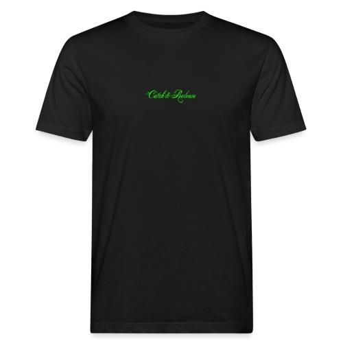 Catch N Release Neon Green - T-shirt bio Homme