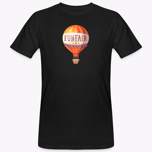 Vintage Balloon - Men's Organic T-Shirt