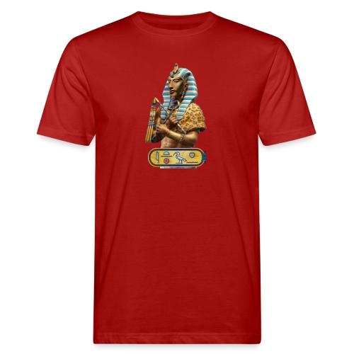 Echnaton - Ach-en-Aton - Der Sohn des ATON - Männer Bio-T-Shirt