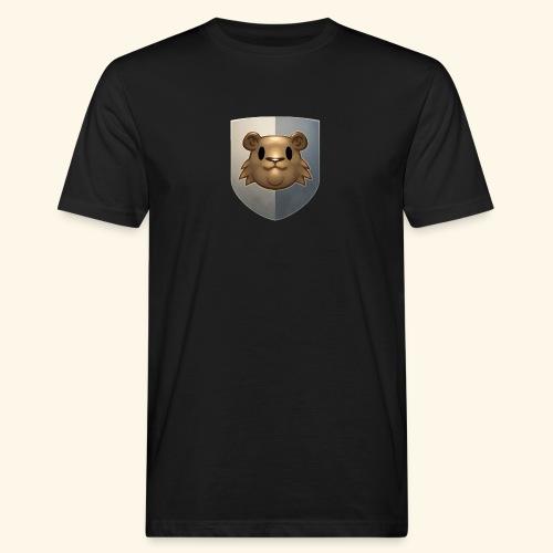 marmottes blason HD - T-shirt bio Homme