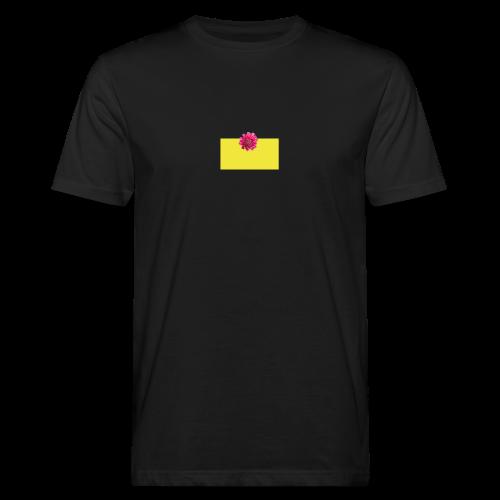 flower - Økologisk T-skjorte for menn