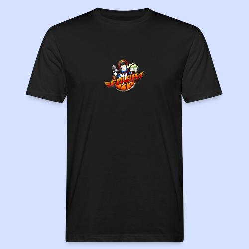 FAWK Chronicles Logo - Men's Organic T-Shirt