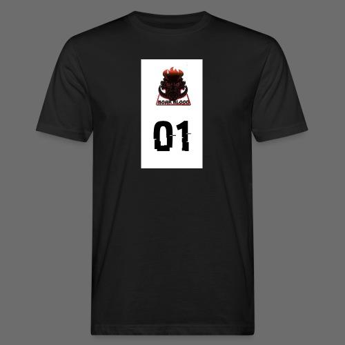 Boar blood 01 - Ekologiczna koszulka męska