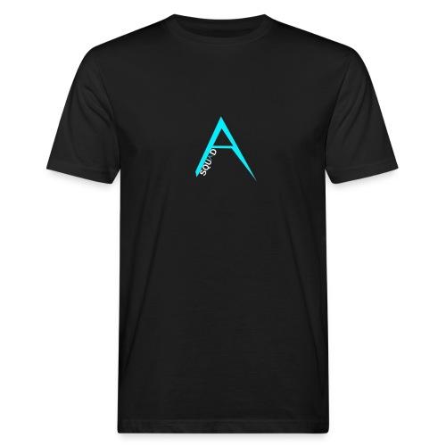 ANGISTEF SQUAD LOGO - Ekologisk T-shirt herr