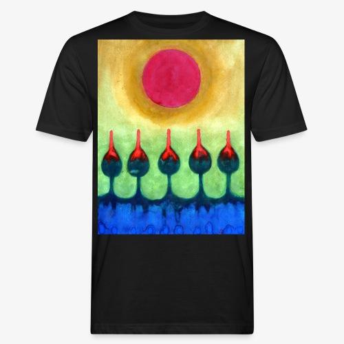 Zenit - Ekologiczna koszulka męska