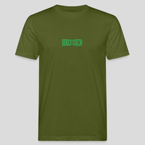 MXDMINTOUTLINE - Men's Organic T-Shirt