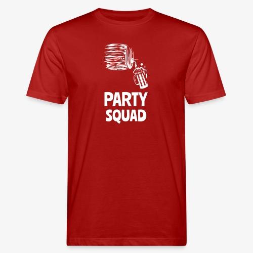 Lustiges Party Shirt I Funny Party Shirt - Männer Bio-T-Shirt