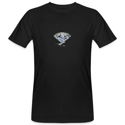 diamond hd png diamond png image 1233 - Männer Bio-T-Shirt
