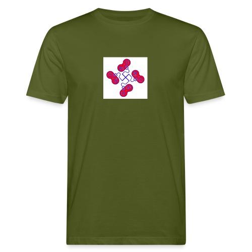 unkeon dunkeon - Miesten luonnonmukainen t-paita