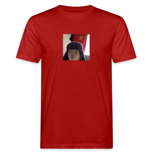 Kommunisti Saska - Miesten luonnonmukainen t-paita