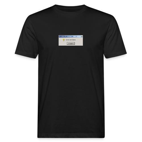 Erhard_Genie - Männer Bio-T-Shirt