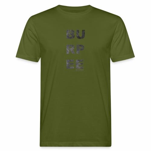CF Naantalin burpeepainatus - Miesten luonnonmukainen t-paita