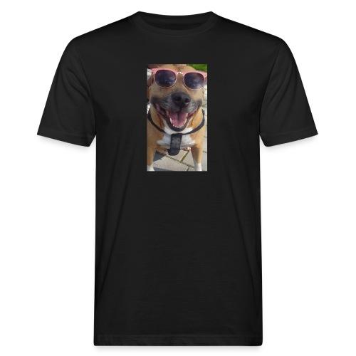 Cool Dog Foxy - Mannen Bio-T-shirt