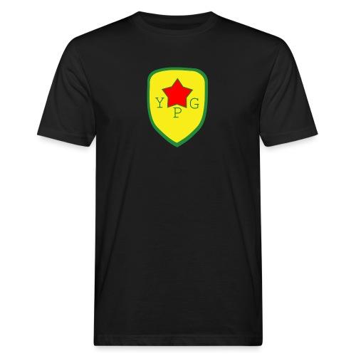 Mens Green YPG Support Tee - Miesten luonnonmukainen t-paita