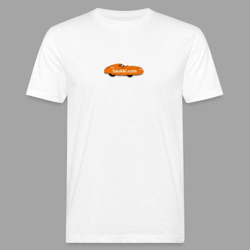 Saukki.com - Miesten luonnonmukainen t-paita