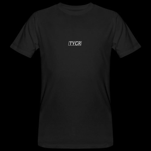 TYGR Box Design - Men's Organic T-Shirt