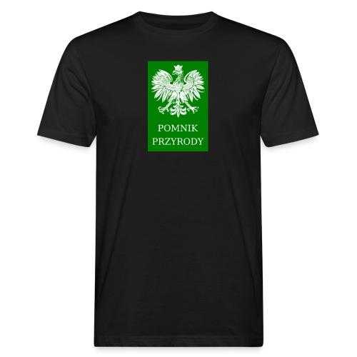pomnik przyrody - Ekologiczna koszulka męska