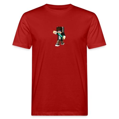 Mein Skin - Männer Bio-T-Shirt